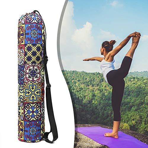 zhppac Yogatasche Für Matte Yoga Mat Bag Yogamattentasche groß Yoga Mat Taschen und Träger Yogamatte und Tasche Yoga Mat Cover Bag Yoga-Taschen für Frauen bg180008,-