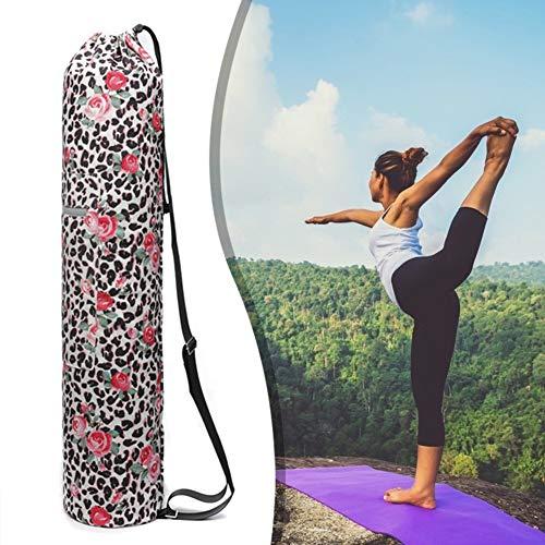zhppac Yogatasche Für Matte Yoga Mat Bag Yogamattentasche groß Yoga Mat Taschen und Träger Yogamatte und Tasche Yoga Mat Cover Bag Yoga-Taschen für Frauen bg180003,-