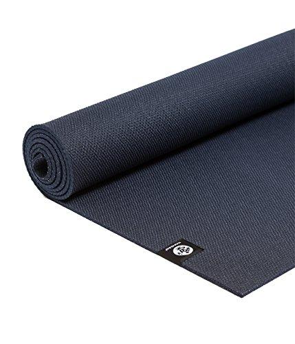 Manduka X Allzweck-Fitnessmatte, Unisex, Platzset, 1A1011030, midnight, 5 mm