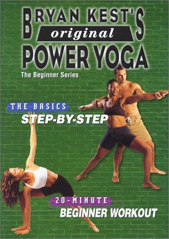 Bryan Kest - Power Yoga, Beginner Series, 2 Titles on 1 DVD