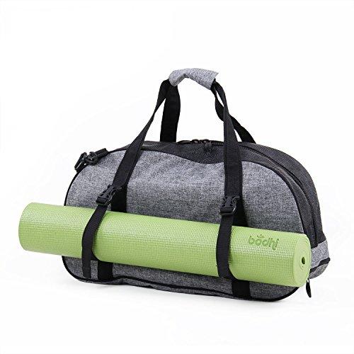 Yoga- und Sporttasche BODHI URBAN BAG mit Nassfach, für Hot Yoga Fans, als Weekender oder für's...