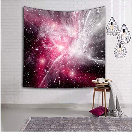 Galaxy Mandala Tapisserie Hippie Wandteppich Strand Throw Towel Yoga Teppich Bettüberwurf Home Decor Teppich Toalla Playa 150 x 200 cm