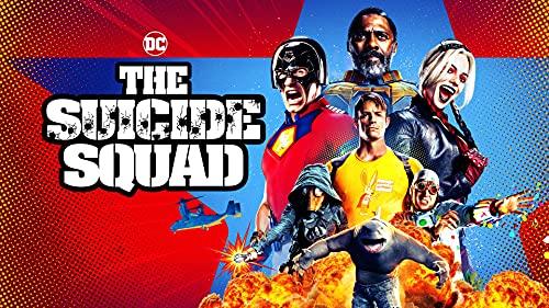 The Suicide Squad (2021) (4K UHD)