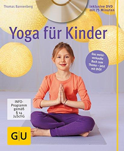Yoga für Kinder (mit DVD) (GU Multimedia Partnerschaft & Familie)