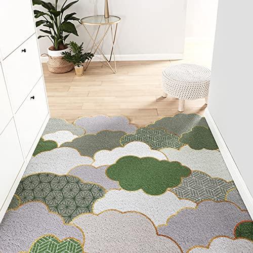 Fußmatte für Eingangsbereich, rutschfest, aus PVC, 120 x 160 cm