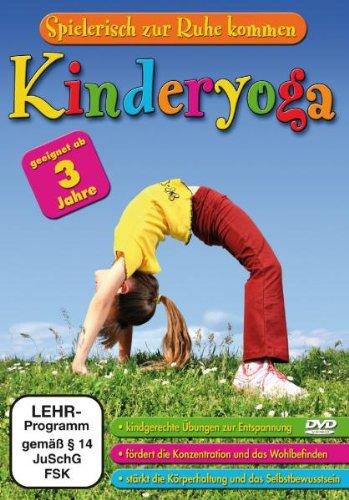 Kinderyoga - Spielerisch zur Ruhe kommen