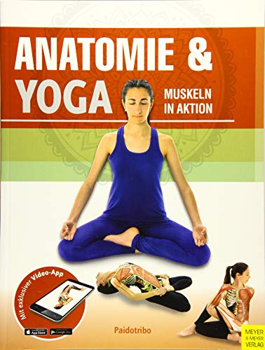 Anatomie & Yoga: Muskeln in Aktion (Anatomie & Sport, Band 5)