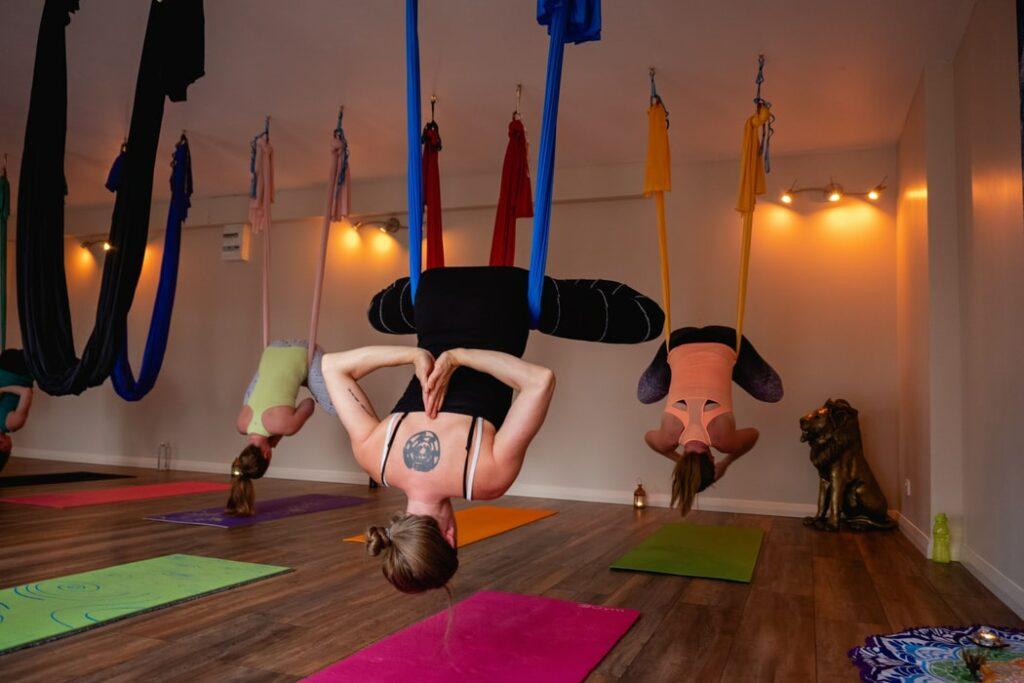 Aerial Yoga Raum