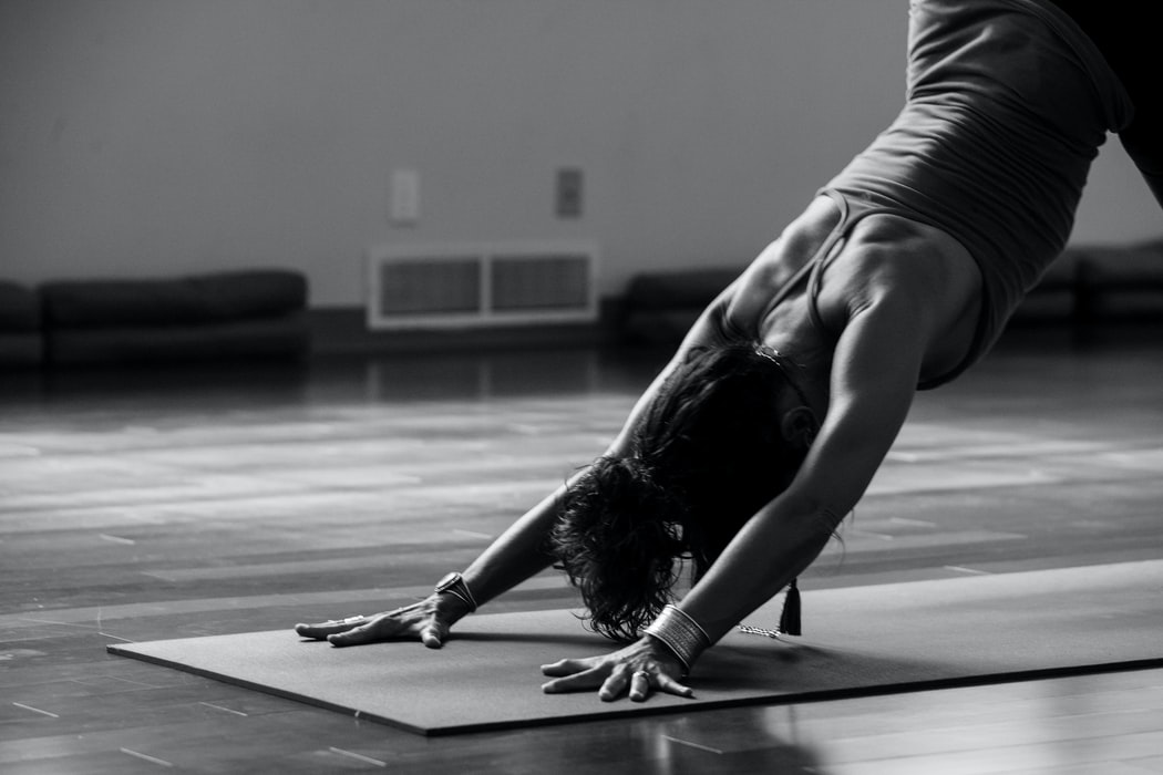 Ashtanga Yoga Header