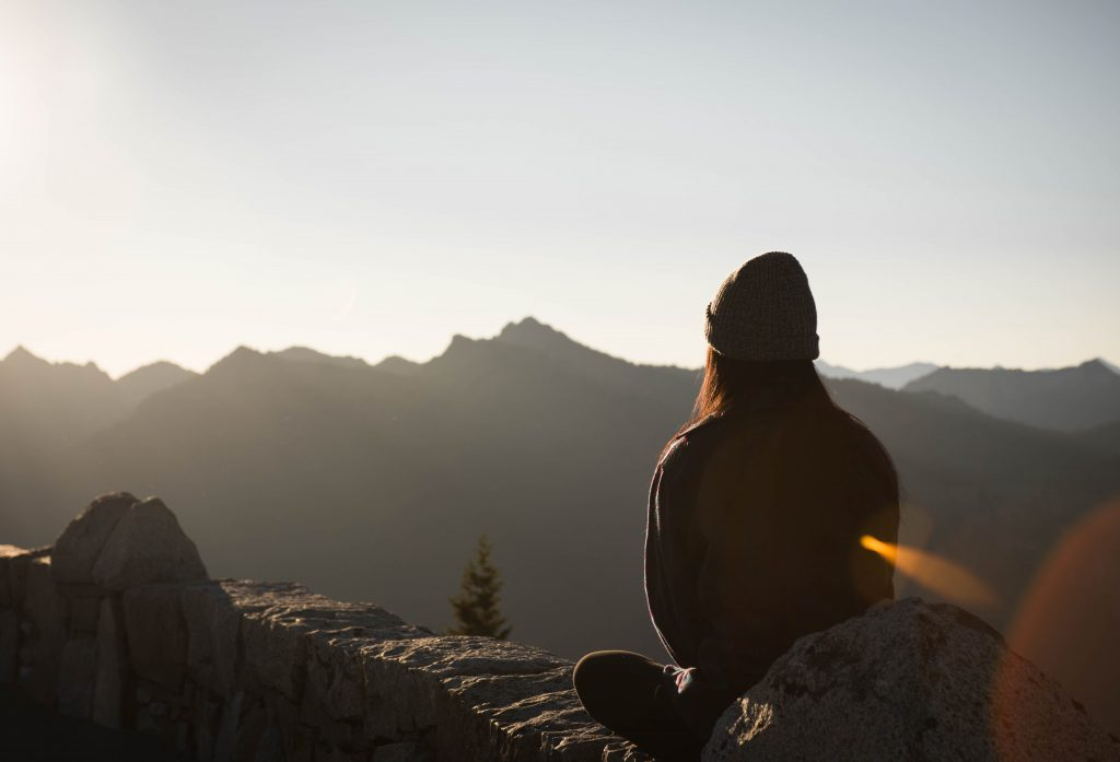 Meditation Yoga Übung