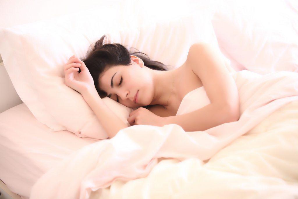 Meditation tiefer Schlaf