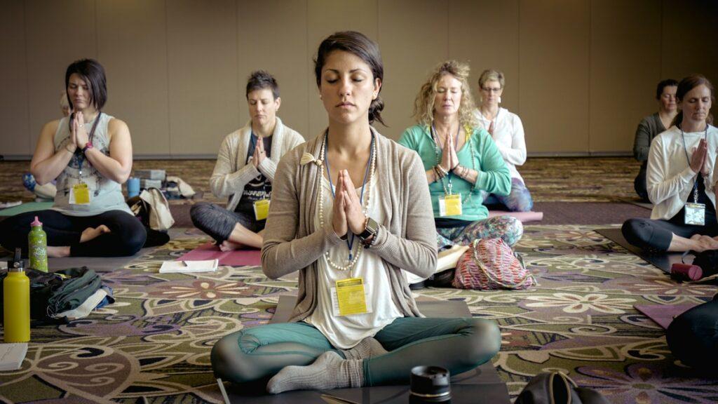 Restorative Yoga Group
