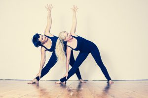 Yoga Dreieck