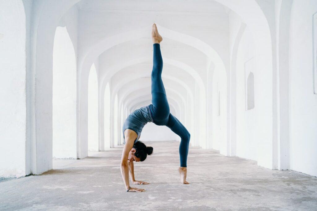 verschiedene Yoga Arten