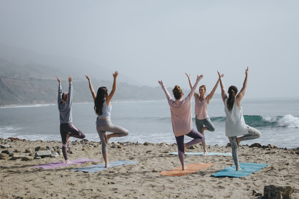 Yoga Fehler bei Anfängern