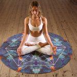 Yoga Lotussitz