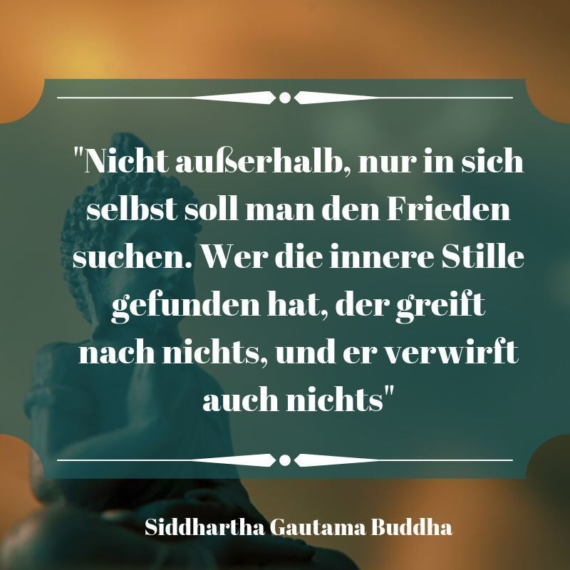 Yoga Weisheit innere Stille