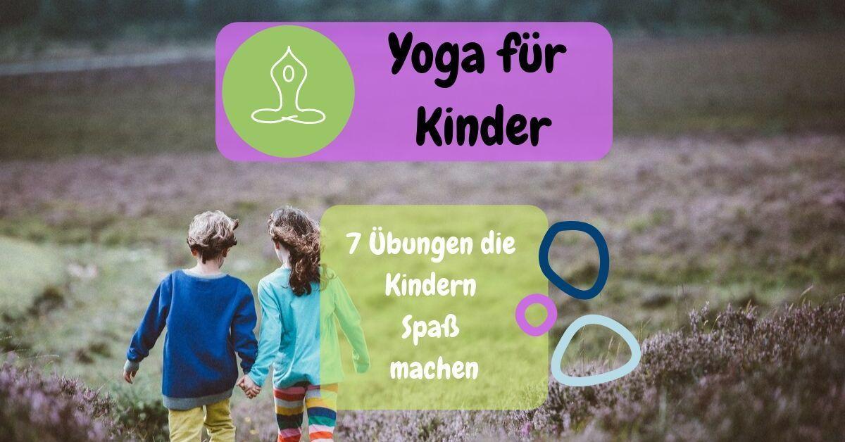Yoga fuer Kinder
