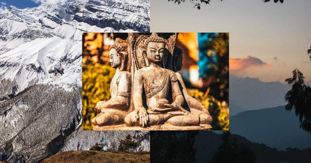 Yoga in the Himalayas: Finde dein inneres Gleichgewicht und Frieden