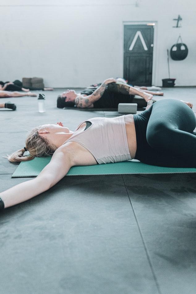 Yogaklötze