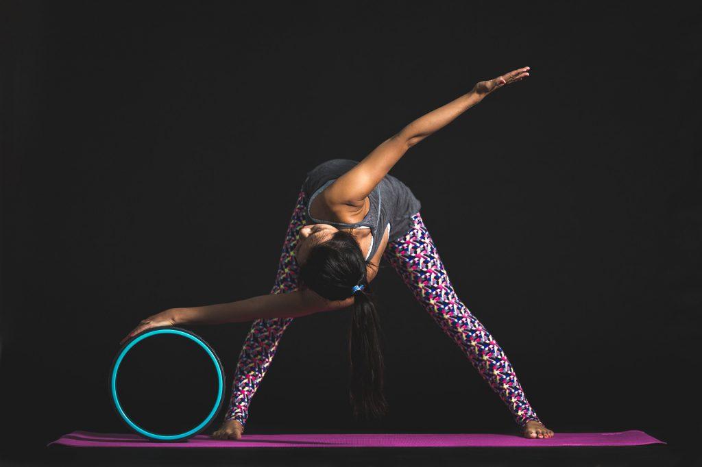 Yogawheel Yoga Zubehör