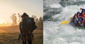 Abenteuerurlaub (Männer): Abenteuer-Urlaubsideen für Männer