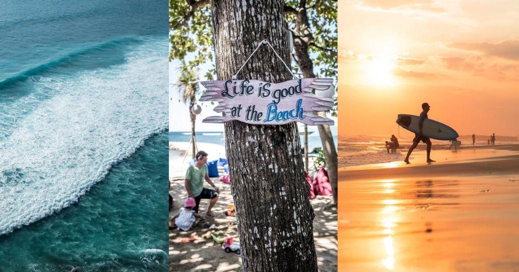 Yoga und Surf Retreats auf Bali: 4 Gründe für einen Besuch