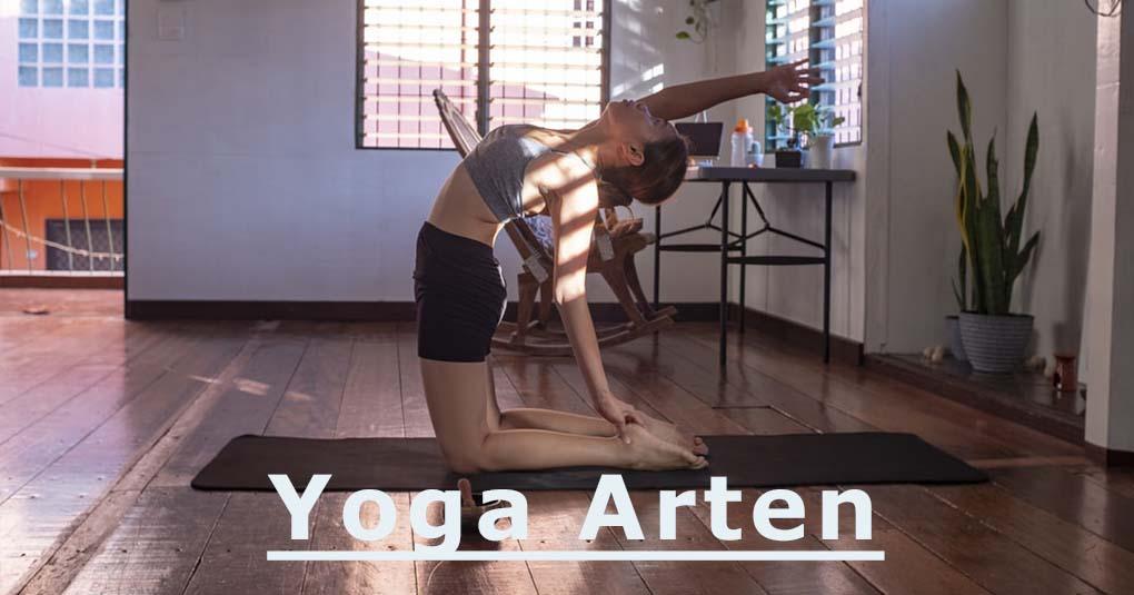yoga arten und stile header