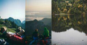 Yoga im Chiemgau: Gut gedehnt und entspannt fühlen