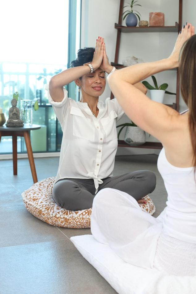 yoga für 2