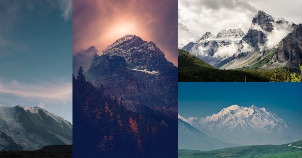 Yoga in den Bergen: Ein entspannendes, gesundes Retreat