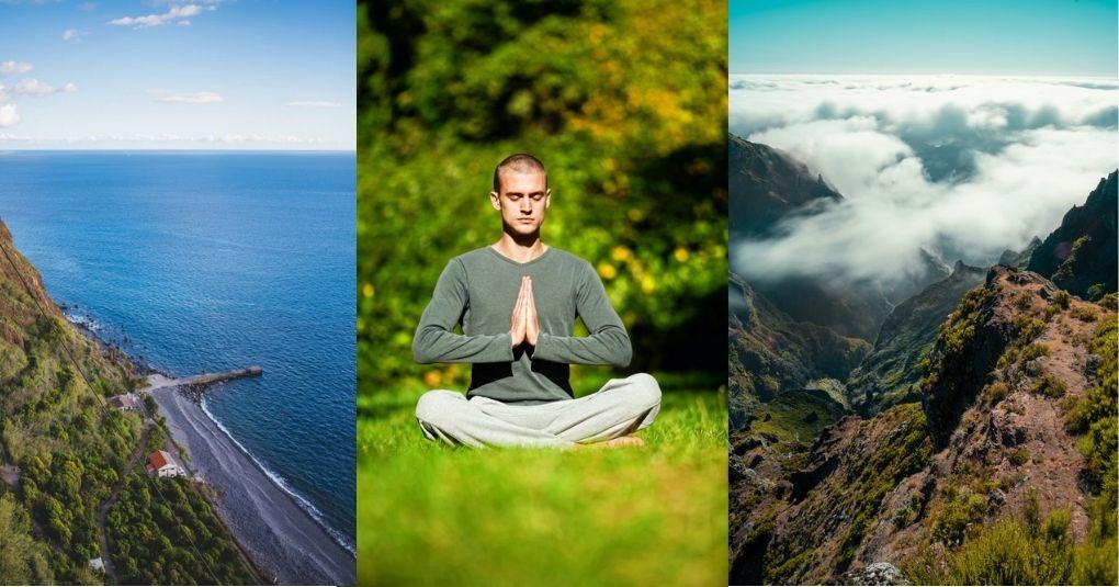 Yoga Madeira (Portugal): Eine friedliche Insel zum Üben