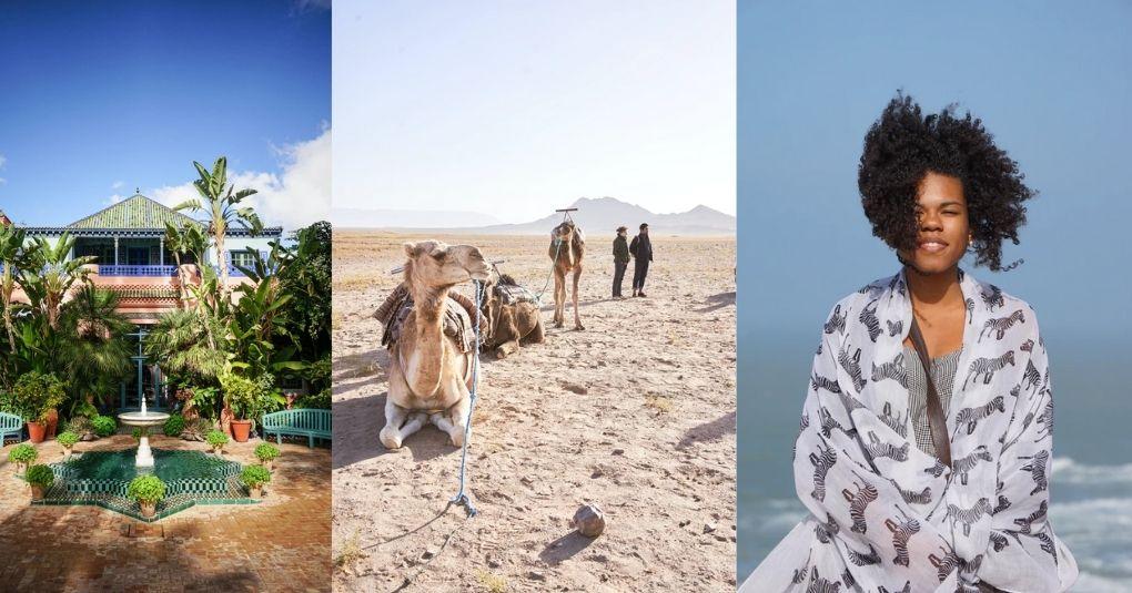 Yoga Retreat Marokko: Geist, Körper und Seele nähren