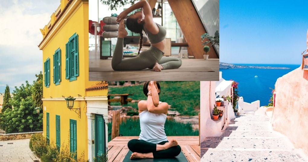 Yoga Retreats in Griechenland: Jetzt Auszeit nehmen