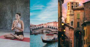 10 Gründe für einen Yoga-Urlaub in Italien!